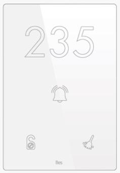 BES-PL121100 - bílá