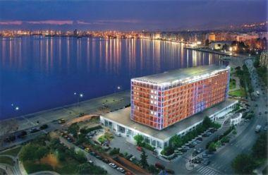 Makedonia Palace hotel Thessaloniki***** (Řecko)